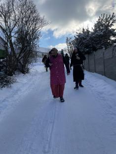 Masopustní procházka 2021